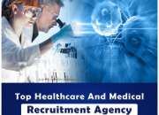 Top IT and Healthcare recruitment experts