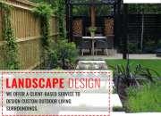 Glorious Landscape Design Services in Lahore