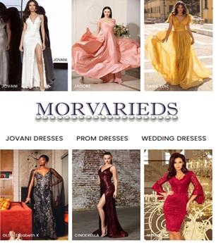 Buy formal dresses online- morvarieds boutique