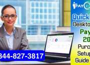 Purchase quickbooks desktop payroll: dial 1844-827-3817
