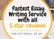 Projectsdeal. co . uK - No.1 Dissertation & Essay Help Online