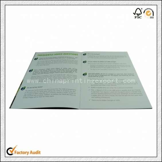 Cheap catalog printing in china
