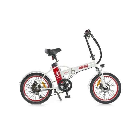 Green bike electric motion alpha speed 36v 250w