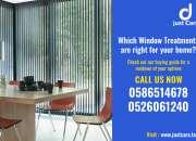 Curtain and blind installation service in dubai | curtain fixing dubai