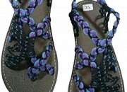 Buy boho macrame womens sandals online