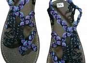 Buy macrame toe ring sandals online
