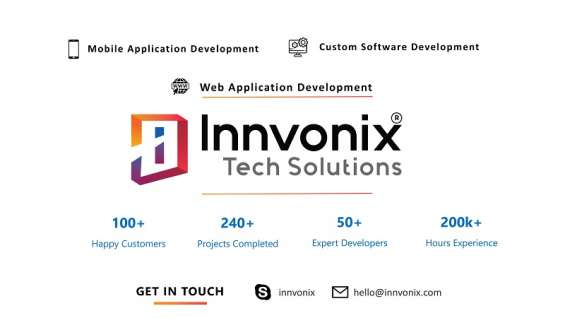 Innvonix tech solutions: software development and digital marketing