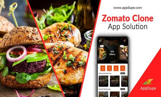 Develop a profitable doordash clone app with appdupe