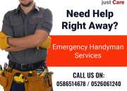 Handyman Services in Dubai | Home Maintenance Company in Dubai