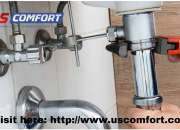 US COMFORT AN MOST PREFERRED US PLUMBING SERVICE COMPANY