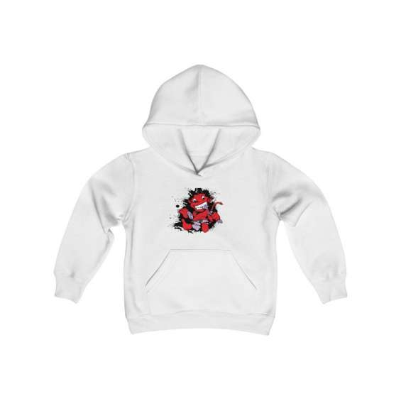 Graphic hoodies for kids | youth heavy blend hooded sweatshirt