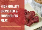 Get Bison, Wild Boar, Chicken, Elk, Lamb, Beef Meat Delivery At Your Door