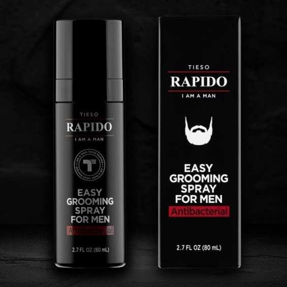 Rapido beard spray for healthier & fuller beards