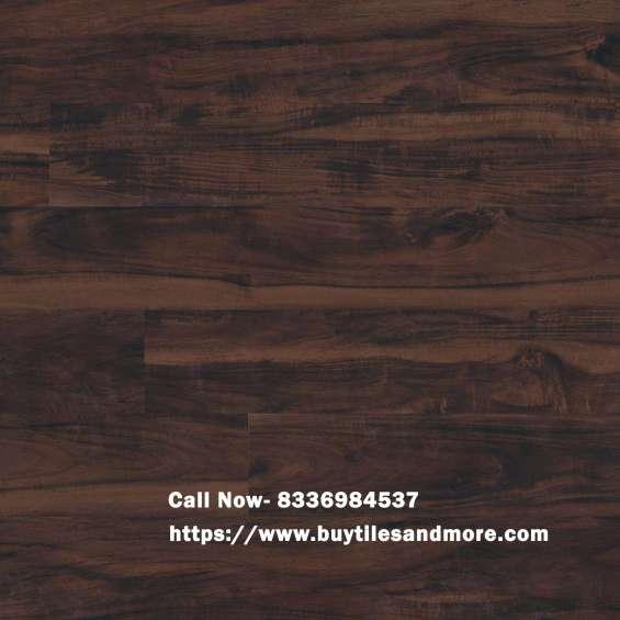 Shop for glenridge burnished acacia 2mm 6 in. x 48 in. luxury vinyl tile