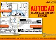 Architectural autocad drafting and drawing services - copl