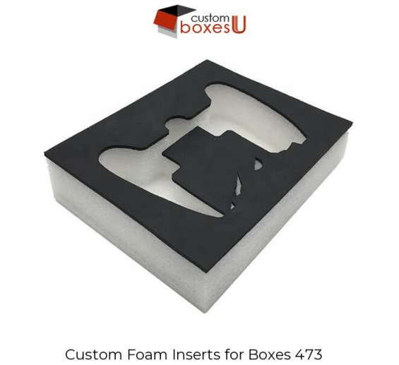 Foam inserts for boxes with free shipping in usa