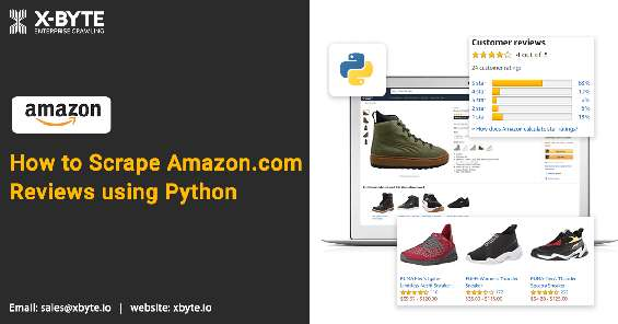 Amazon product reviews using python | product reviews data scraping