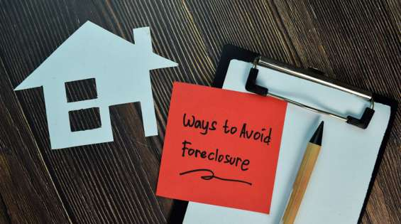 How to avoid foreclosure with bad credit?