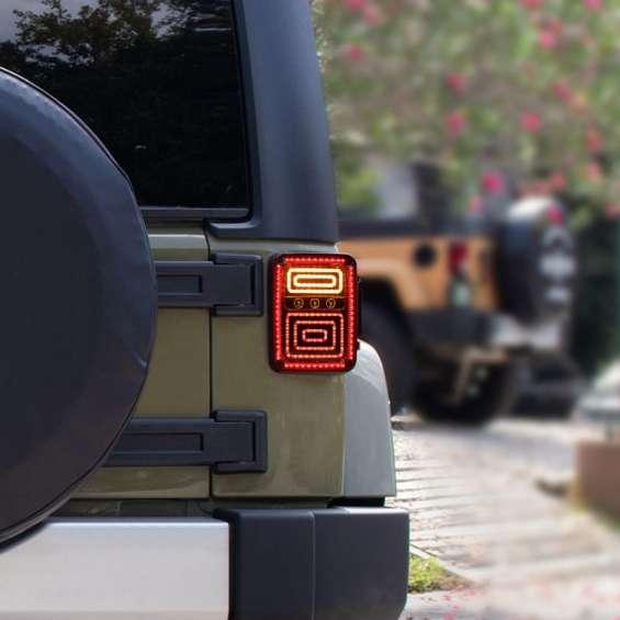 Jeep wrangler tail light ol-jt02