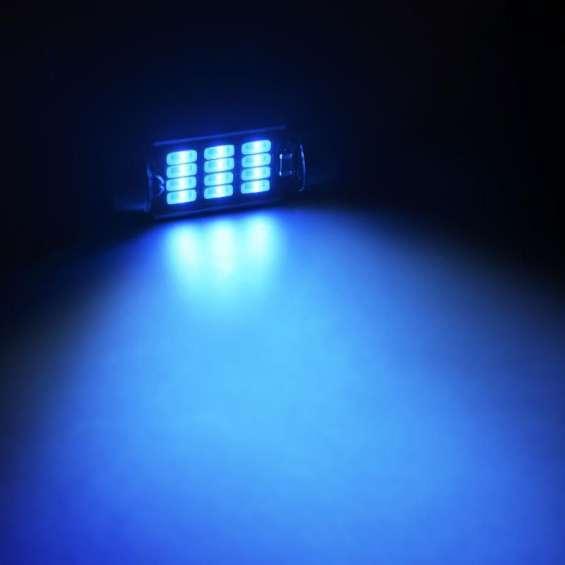 36mm 39mm 41mm 4014 12smd car interior led light bulb license plate light