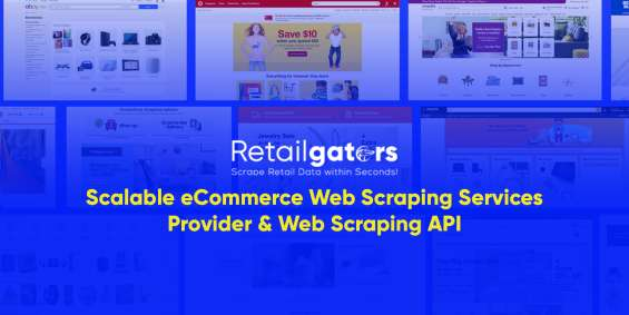 Ecommerce web scraping tools & services