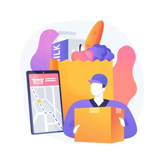 Grofers clone - build your grocery delivery business app!
