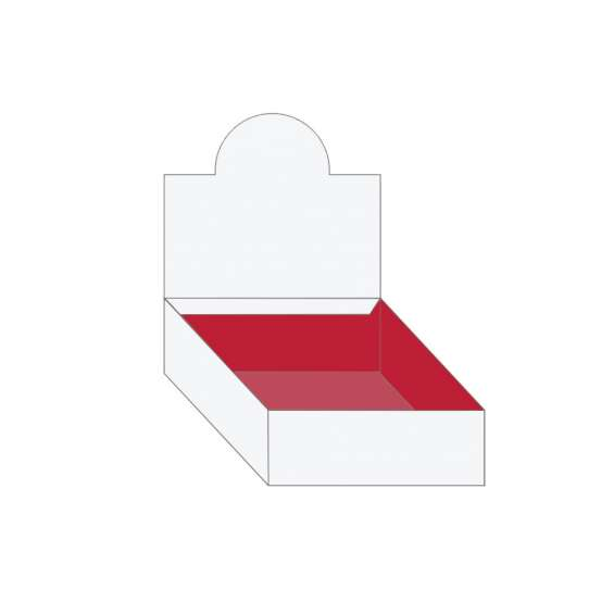 Make your products special by flap-box