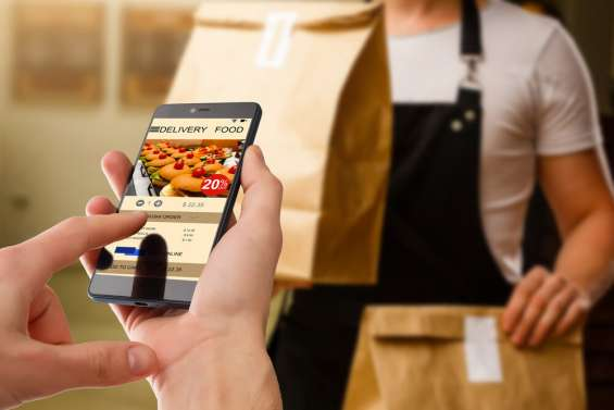 Expect a high-end feature app with a doordash clone