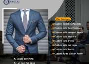 Best Bespoke Suit Austin and Custom Suit Tailor Austin - Rashmi Custom Tailors