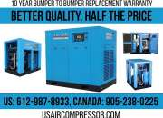 10 15 20 25 30 hp Direct Drive Rotary Screw Air Compressors