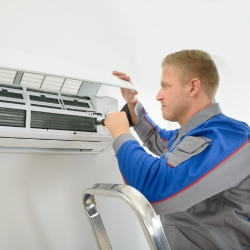 Repair ac by unique solutions from ac repair delray beach