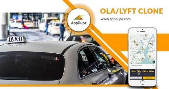 Turnkey ola clone app development solutions