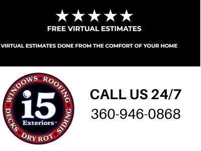 I5 exteriors, inc. offers free virtual estimates