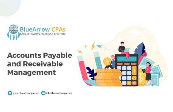 Accounts payable & receivable management services – bluearrowcpa