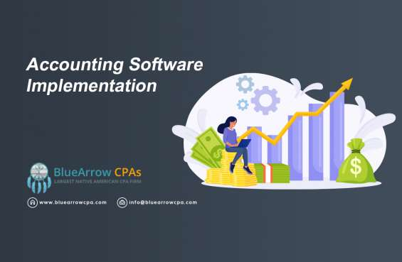 Integrate accounting software in your tribal organization – bluearrowcpa