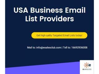 Validated usa advertising & marketing industry executives list provider