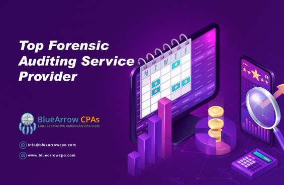Get tribal forensic audit services at right prices – bluearrowcpa