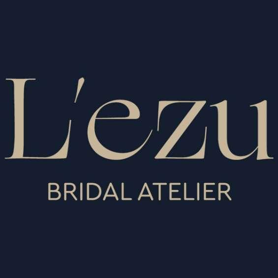 Unique wedding dresses by l'ezu bridal atelier